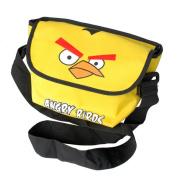 Blancho Bedding MB-AG-YELLOW Angry Birds - Yellow Multi-Purposes Messenger Bag / Shoulder Bag