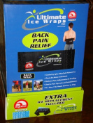 ULTIMATE ICE WRAPS UI411 4x11 IGLOO MaxCold Ice Replacement - 2 pack