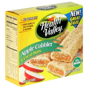 Heath Valley Natural Foods 30997 Organic Apple Cobbler Cereal Bar