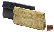 Raika NI 166 BROWN Medium Clutch - Brown