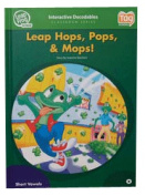 Leap Frog 90572 Tag InterACTIVE Decodable Level 1 Book Leap Hops, Pops, & Mops