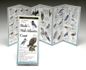 Steven M. Lewers& Associates LEWERSBMA143 Folding Guide Birds Mid Atlantic Coast