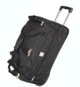 Claire Newell CN-2009 Rolling Duffel Bag