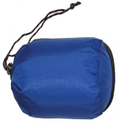 Equinox 146321 6in. x 11in. Bilby Stuffsack - Blue