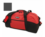 Luggage America S-1030-GY Sports Plus 30 Polyester Sports Duffel
