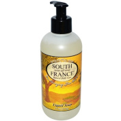South Of France Liquid Soap Shea Butter - 12 - Liquid