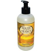 South Of France Liquid Soap Shea Butter - 12 - Liquid