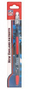 Siskiyou SportsFBR120 NFL Team Toothbrush- New England Patriots