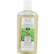 Pure Life Soap Co Green Tea Shampoo, Green Tea 440ml