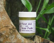 Jade& Pearl First Aid& Scar Fade Salve 35ml 216979