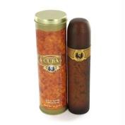 Gift Set -- Cuba Variety Set includes All Four 35ml Sprays Cuba Red Cuba Blue Cuba Gold and Cuba Orange