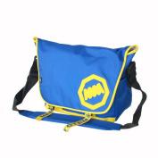 Blancho Bedding MB-B3003-BLUE Preppy Style - Blue Multi-Purposes Messenger Bag / Shoulder Bag