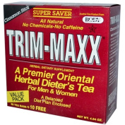 Body Breakthrough 0660274 Trim-Maxx Herbal Dieters Tea Cinnamon Stick - 70 Tea Bags