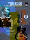 Alfred 00-21968 Big Book of Jazz Guitar Improvisation - Music Book