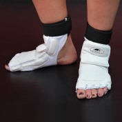 Lion Martial Arts MMA4530-43 KD Foot Protector Pair - Large White