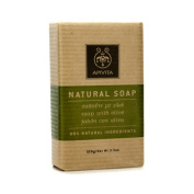 Natural Soap with Olive (Ideal For All Skin Types), 100g/100ml