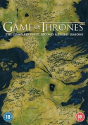 Game of Thrones: Seasons 1-3 [Region 2]