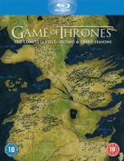 Game of Thrones: Seasons 1-3 [Region B] [Blu-ray]