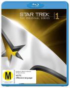 Star Trek The Original Series S1 [BLU] [Region B] [Blu-ray]