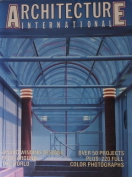 Architectural International  [Paperback]