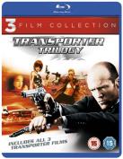 The Transporter Trilogy [Region B] [Blu-ray]