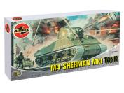 M4 Sherman MkI Tank - 1:76 Scale - A01303 - Airfix