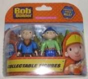 Bob the Builder 2 Figure Pack - David Mockney and Wendy