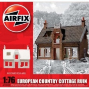 Airfix A75004 Dutch Ruin 2 1:76 Scale Unpainted Resin Building