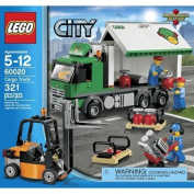 Lego City Airport Cargo Truck