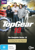 Top Gear Series 18 [Region 4]
