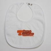 Tennessee Volunteers - Newborn Snap Bib