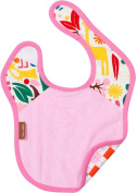 baby.JaR Reversible Bib, Jungle-licious