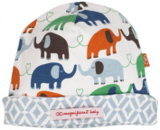 Magnificent Baby Baby-Boys Newborn Reversible Cosy Cap