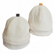 Satsuma Designs Bambeanie Hat, -12 Months