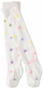 ROCK-A-THIGH Unisex-Baby Infant Gumballs Coloured Thigh Socks
