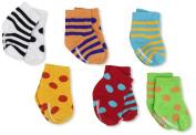 Trumpette Unisex-baby Newborn Bright Cheeritoes Sock Set