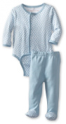 Magnificent Baby Baby-Boys Marrakesh Long Sleeve Burrito And Pant Set