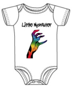 Lady Gaga Little Monster Baby Onesie