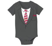 Businessman Suit Infant One Piece
