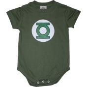 Green Lantern Logo Infant Bodysuit