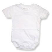 4T 5T 6T Toddler Bodysuit (Onesie) Short Sleeve Round Crew Neck 3-pack