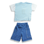 Mish - Infant Boys Short Sleeve Short Set