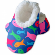 Snoozies Baby's Fish Toss Footies