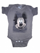 Disney Mickey Mouse Born 2 Rock Baby Romper
