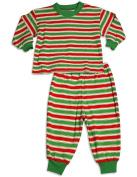 Sara's Prints - Infant Boys Long Sleeve Striped Pyjamas