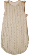 Tadpoles 0-6 Months Cable Knit Sleep Sack