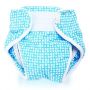 Real Nappies Splash Wrap Swimming Nappy with New and Improved Gusset Design