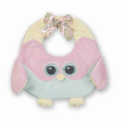Lil' Hoots Bib from Bearington Baby Collection