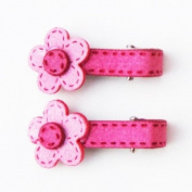 Pink Blossom Juliette Clip, Beautful Gifts for Girls