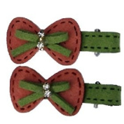 Rose Pin Bow Juliette Cips, best gifts for kids